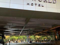 ホテルに到着しました! ニューワールドホテルサイゴンです。