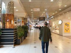 そして地下鉄に乗ってŞişli(シシュリ)駅にあるショッピングモールへ。