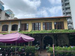 その中のホアトゥックサイゴンへ・・ 4トラのトラベラーさんの旅行記を見て来てみたかったレストランの1つです! 奇跡的に予約無しで入れました(^^