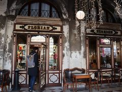 老舗のカフェ、フローリアン。