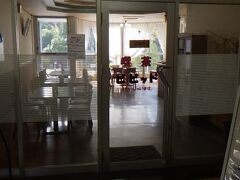 ビビッド。 園部駅ビルにある喫茶。 駅ビルに併設されたホテルの朝食会場も兼ねるらしい。