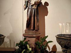 サンピエール教会に入ることが出来ました。 パドワの聖アントニオ