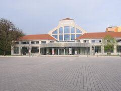 ドイツ博物館分館(交通センター館)、Deutsches Museum Verkehrszentrum。ミュンヘン屈指の交通関係の展示館。