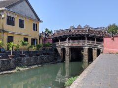 来遠橋、通称「日本橋」は1593年に日本人が設計したそうです。