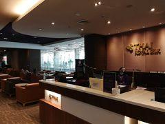 スワンナプーム国際空港 タイ国際航空 ロイヤルシルクラウンジ