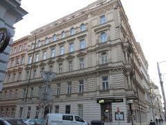 9時のプラハ城主体施設開園に合わせてホテルを出発。ウィーンより平均最高気温の低いプラハですが、この日は晴れ模様で完全に極寒とは感じず。