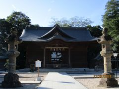 明治10年に創建された、松江神社。