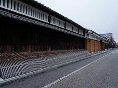 弁天橋を渡り少し歩くと、立派な蔵が現れる。 これが、伏見で有名な月桂冠だ。 せっかくなので、記念館に立ち寄ってみることにする。