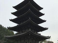 ゆっくりランチした後 ブラブラ歩いて世界遺産「興福寺」へ 何度か来たことはあるはずだけど、あまり記憶がない、興味ないんかも~(笑)