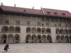ヴァヴェル城 旧王宮
