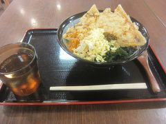 ということで、駅ビル「Q-Sta」地下にあるとがわさんで吉田のうどんで昼食 https://4travel.jp/travelogue/11603257 にした後で