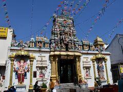 スリ・マハ・マリアマン寺院 ヒンズー寺院