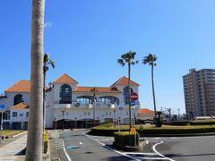 お昼ごはんは、内房線:館山駅西口のロータリー沿いにある「たてやま旬鮨海の花」へ。
