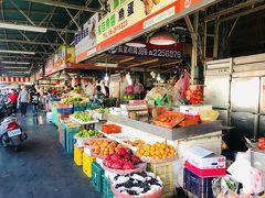 4日目! まずは宿近くの水仙宮市場へ。 めっちゃ活気あります!