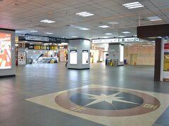 桃園空港へは、時間が読めるMRTで行くことに。 最寄りのバス停から和平幹線に乗り、台北駅へ。