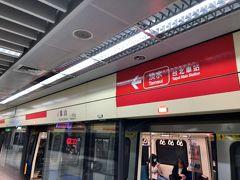 象山駅に戻ってきました。