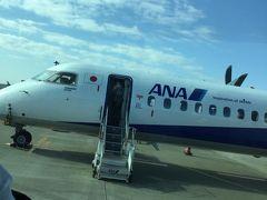 仙台空港から8:05 予定通りに出発します ワクワクより なぜか 身体の芯から 恐怖でブルブル