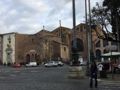 次はサンタ マリア デッリ アンジェリ教会