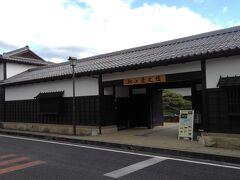 大手前で降りて、松江歴史館を見学しました。