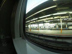 今日は抑止もなく、定刻に横浜へ。 そう何回もトラブルに見舞われたらたまらんですわ。