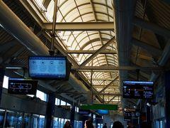 ジャマイカ駅でメトロに乗ります。