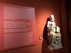 ドゥカーレ宮殿に入ります。25ユーロ(3100円)ベネチアは物価が高いです。 1309~1442年に建てられたヴェネチア共和国の歴代ドージェ(総督)の公邸です。
