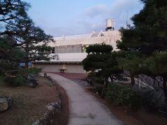 五台山公園手前の駐車場に停めて、展望台へ