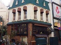 ルナ。 福山では人気のカフェらしい。 入店して、席に通されるまで、15分程度待たされた。