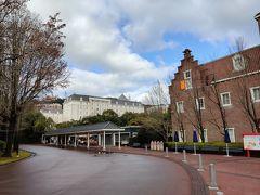 昨日は生憎の雨模様だったが、今日は青空も垣間見える。