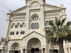 モナコ大聖堂 (カテドラル)