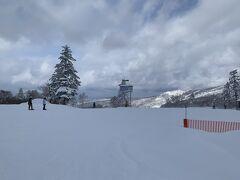 2/7 キロロスノーワールドでスキー