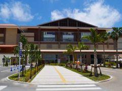 雨降りなので《イオンモール沖縄ライカム》に行ってみました。