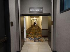 前回泊まったホテルのレジデンス・イン・ミネアポリス・ダウンタウン・アット・ザ・デポにつながっています。