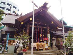 大きな神社ではないけど、長年この築地市場を見守って来てるんでしょうね