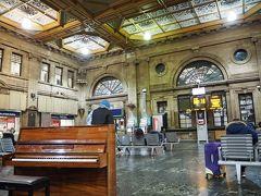 エディンバラ ウェーバリー駅