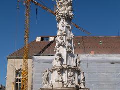 三位一体の像