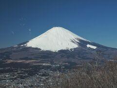 最後にもう一度富士山。本当に素晴らしい眺望を堪能できました。