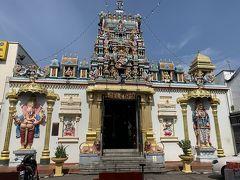 リトルインディア、スリマハマリアマン寺院