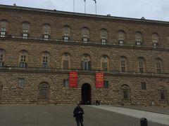 パラティーナ美術館に着きました