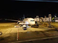 JAL792便。 機種はボーイング787。