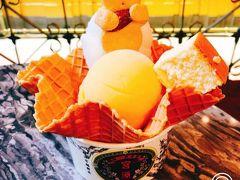 宮原眼科の姉妹店「第四信用合作社」のアイスクリームを食べに、またいつか新幹線に乗って台中に行こう