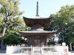 知立神社 多宝塔 愛知県知立市西町神田12
