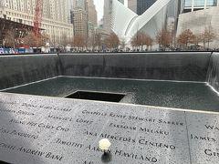 9/11 メモリアルミュージアム  映画「ワールドトレードセンター」を見てから行きました。ここもビッグアップルパスで入場。チケット売り場は行列ができていたので事前に購入しておいて良かったです。並ばずに入れます。