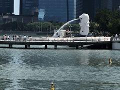 シンガポールのマーライオン(シンガポール)、コペンハーゲンの人魚姫像(デンマーク)、ブリュッセルの小便小僧(ベルギー)が世界3大ガッカリ観光地と言われているが、思ったよりは大きかったし、良かったと思います。これで3つとも見たことになったが、ワーストは人魚姫ですね。  でもマーライオン、駅から遠かった。