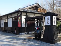 熊本城 桜の馬場 桜の小路