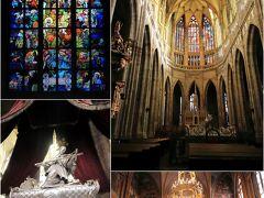 """2日目と同じ様にトラムを利用して坂道や階段を出来るだけ上る事なくプラハ城に到着、、 午前中じっくりと時間をかけて 「聖ヴィート大聖堂」を見学出来たのは良かったのですが、、  【2日目&3日目】 プラハ城 https://4travel.jp/travelogue/11588155  2日続けてプラハ城を訪れた結果、、 2日目の午前中に予定していた 「市民会館(Municipal House)」や「ミュシャ美術館」を訪れる時間のやりくりが出来なくなってしましました、、  プラハの街歩きの楽しさに魅せられ、、 忙しく観光に励むより、街歩きをメインにした事で プラハの街の魅力がより分かった気もします、、  旅の神さまの """"又プラハにいらっしゃい""""とのメッセージだと思いましょうか、、"""