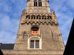 マルクト広場から鐘楼の裏側に周り、後は塔の頂上から街を見下ろそうかなと思ったのですが・・・