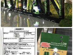 コロナ予防の現状は、ネット情報と同じだが、指示に従えば、日本人でも扱いは丁寧にされましたよん。