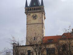 旧市街を てくてく、、  「旧市庁舎の塔」、、