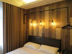 ずっと滞在していたAirbnbの宿泊が延長できなかったので、すぐそばの城市商旅北門店に宿泊。
